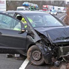 La roue de camion perdue sur A2 cause cinq accidents