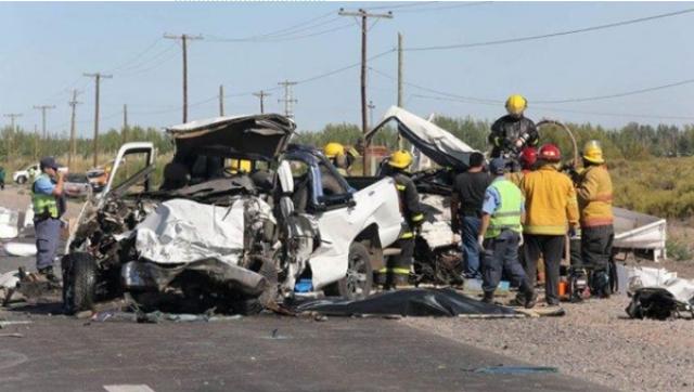 Trois morts et un grièvement blessé dans un accident frontal sur la route 7