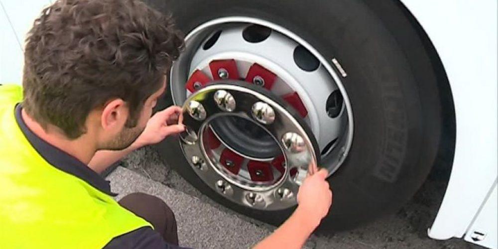 Pour éviter le risque de perte de roue