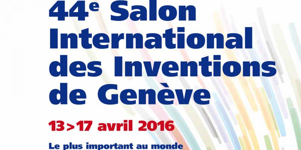 Le 44ème salon des inventions de Genève décerne une médaille d'or au Securiveur